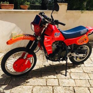 Kawasaki - KL650AE - KLR 650 - 650 cc - 1989