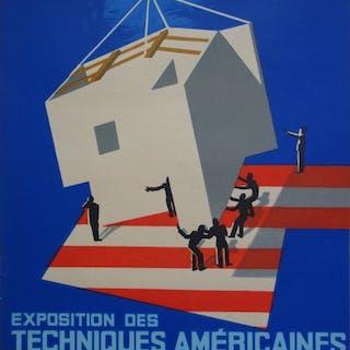 Paul Colin - Exposition des techniques américaines de...