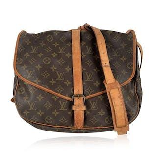Louis Vuitton - Vintage Saumur 35 Crossbody bag