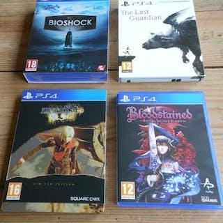 Sony Playstation 4 - Video giochi (4) - Nella scatola originale