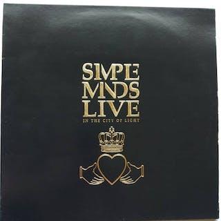 Simple Minds - Diverse Titel - 2x LP Album (Doppelalbum)