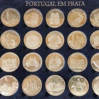 Portugal - Colecção em Prata - Jornal de Noticias - 20...