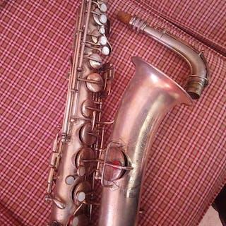 C.G. Conn - C melody - Saxophone mélodie C - France - 1921