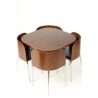 Sandra Kragnert - Ikea - Dinner-Chair, Esstisch (5) - Fusion