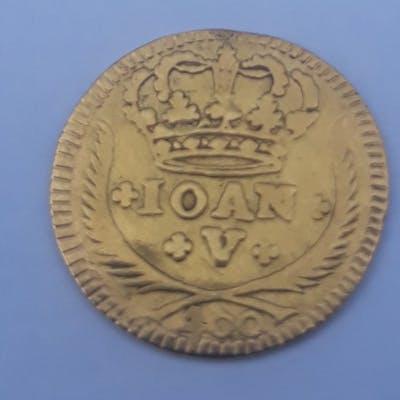 Portugal - Monarquia - D João V (1706-1750) - Pinto (480...