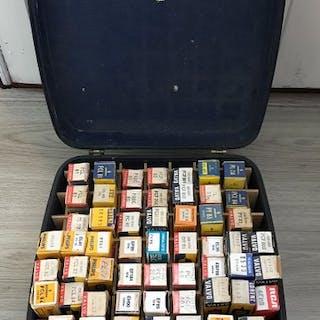 Valvo Rohren - Valvo Service koffertje met Radio en tv...