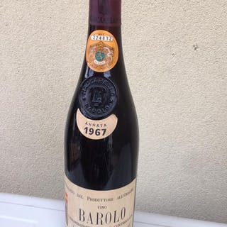 1967 Cantina Mascarello in Barolo - Piemonte - 1 Bottiglia (0.7L)