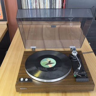 Sony - PS 1150 - Semi Automatic- Turntable