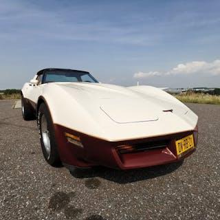 Corvette - 1981 glass targa tops C3 - 1981