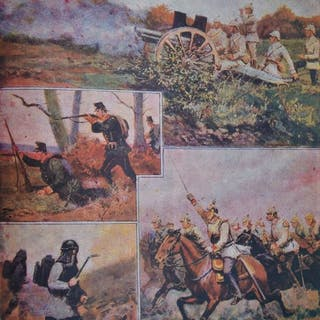 Le Panorama de la Guerre 14-18 - 1920