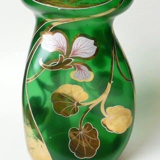 Harrach´sche Glasfabrik/ Bohemian Glass Art - Vaso in...