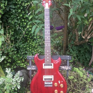 Aria Pro II Cardinal Series- CS 350 - Electric guitar - Japan - 1980