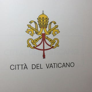 Vatikanstadt 1931/1987 - Collection of single stamps in Marini album - Unificato