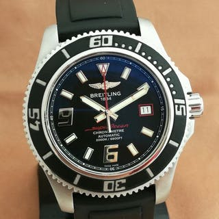 Breitling - Superocean 44 - 2000M - A17391 - Men - 2000-2010