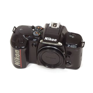 Nikon F 401x Body