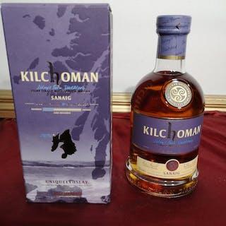 Kilchoman Sanaig, Islay Single Malt Scotch Whisky - 0,7 Ltr - 1 Flaschen