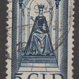 Paesi Bassi 1923 - Government Jubilee Wilhelmina - NVPH 131