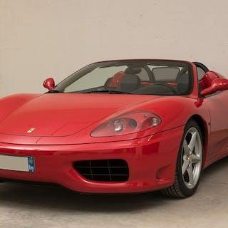 Ferrari - 360 Spider F1 - 2002