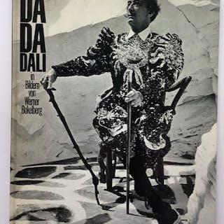 Salvador Dali, Werner Bokelberg - Salvador Dali Da Da Dali - 1966