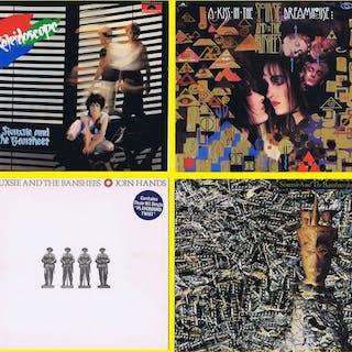 Siouxsie & The Banshees - Diverse Titel - LP's - 1979/1982