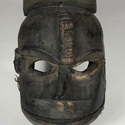 Mask - Wood - Articulated - Ibibio/Ogoni- Nigeria