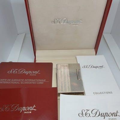 Dupont - Briquet, coffret et papiers - 1