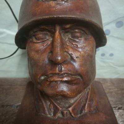 Italia - Busto Mussolini