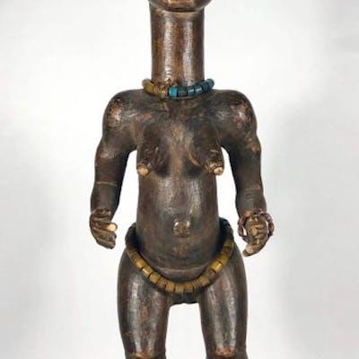 Figure - Wood - Ashanti- Ghana