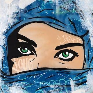 DEVIZ - Sahara Frau