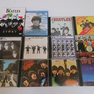 Beatles & Related - Multiple titles - CD's, DVD's - 1987/2011