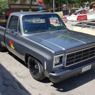 Chevrolet - C 10 Custom Deluxe - 1979