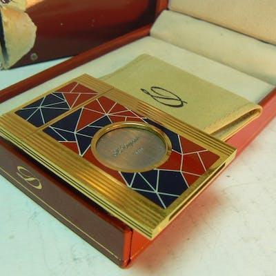 Dupont -  Laque de Chine mosaique - La coupe de cigares - Collection