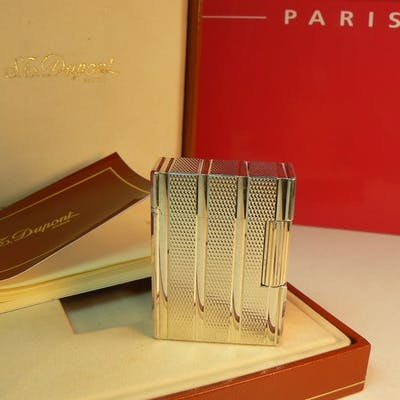 Dupont Ligne 1 - Art Déco - Briquet de poche - Collection complète