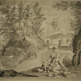 Cornelis Galle & Susanna Verbruggen 1715