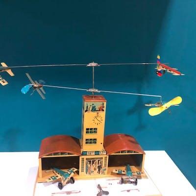 Hoch&Beckmann - Torre di controllo Aereoporto in Latta - 1950-1959 - Germania