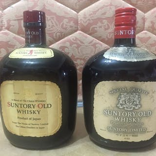 Suntory Very Rare Old Whisky- 760ml - 2 flaschen