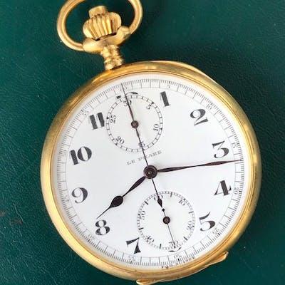 Le Phare - Chronomètre montre de poche - Homme - 1901-1949