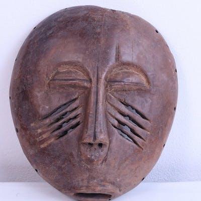 Maschera (1) - Legno - YELA mask - Repubblica Democratica del Congo