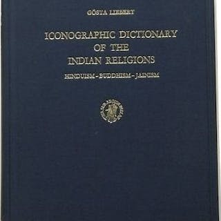Gösta Liebert - Iconographic Dictionary of the Indian Religions - Hinduism