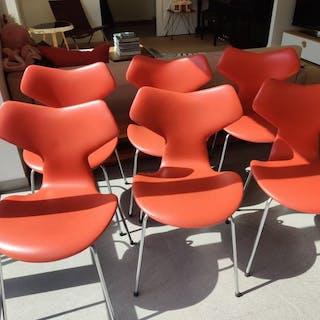 Arne Jacobsen - Fritz Hansen - Sitzgruppe (6)