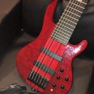 Wolf - 7-String Bass- Electric bass guitar - USA - 2015