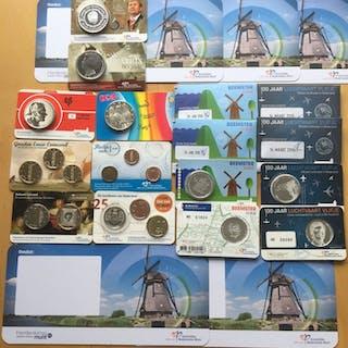Die Niederlande - Euro 2015/2019 - 16 Coincards