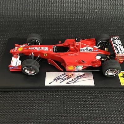 Ferrari - Formula One - Michael Schumacher - Ferrari F2000