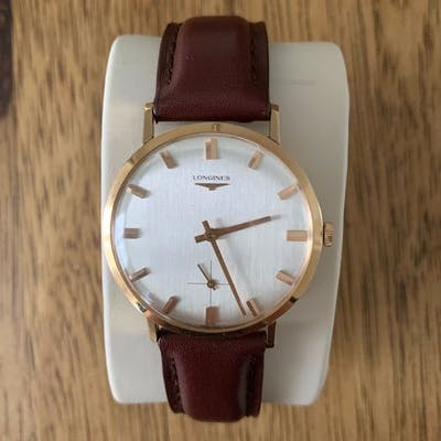 "Longines - ""NO RESERVE PRICE""  - 6398 - Unisexe - 1960-1969"