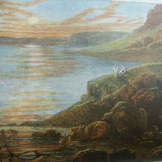 L. Valentine - Palestine past and present: pictorial and descriptive - 1890