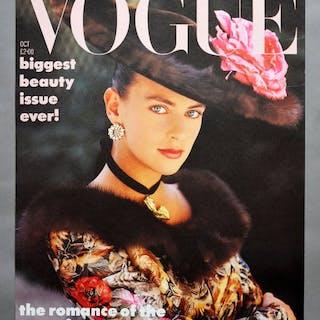 Conde Nast Publications - Vogue Oktober