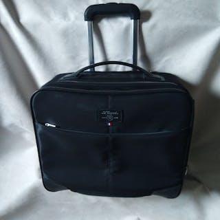 St. Dupont - Pilote case Défi nylon Luggage