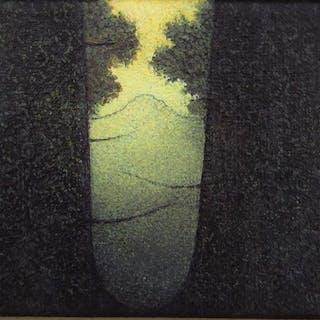 Willy van den Berg - Duin en bos