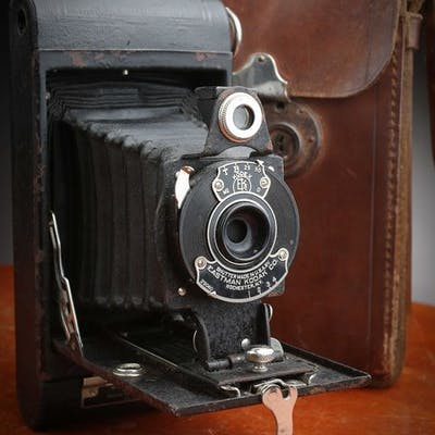 Kodak Kodak Hawk-Eye n°2A Folding (model B) Format 120