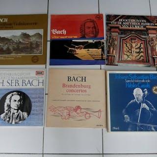 Bach / Pablo Casals u. - Mehrere Künstler - LP Album, LP's - 1958/1974